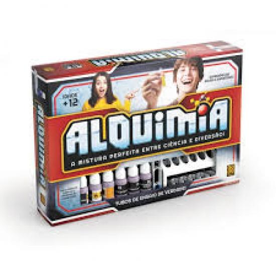 Jogo Alquimia