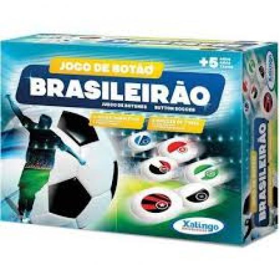 Jogo de Botão Brasileirão