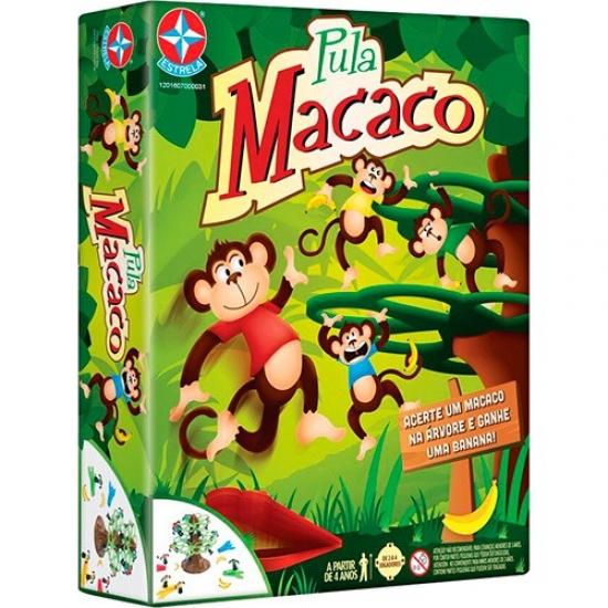 Jogo Pula Macaco