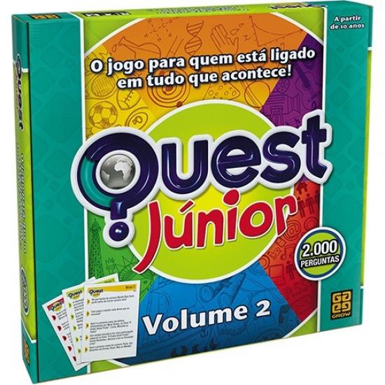 Jogo Quest Jr Vol. 2