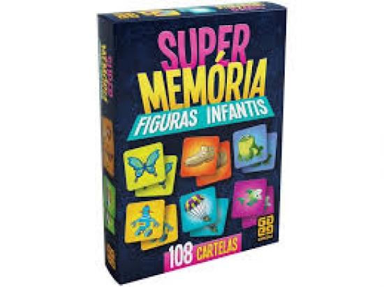 Jogo Super Memória