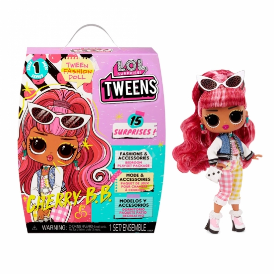LOL Surprise Tweens Fashion Doll
