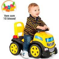 Andador Totoka 3 Em 1 Baby Land 8014 Menino Cardoso