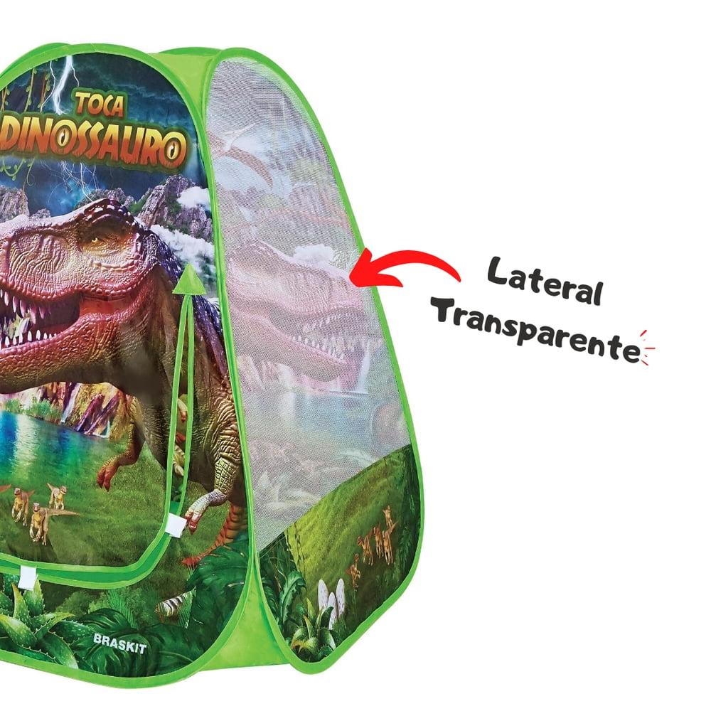 Barraca Toca Dinossauro
