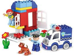 Blocos de Construção- Policial