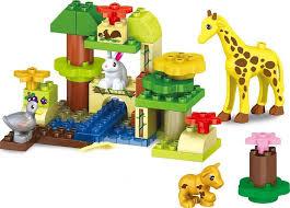 Blocos de Construção - Zoológico