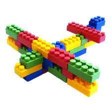 Blocos de Montar Magic Block 140 peças