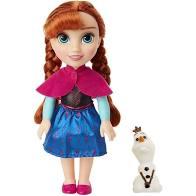 Boneca Anna Passeio Com Olaf Frozen 6488 - Mimo