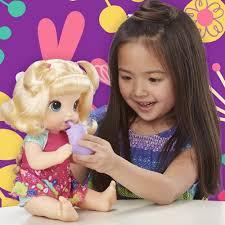 Boneca Baby Alive Primeiro Peniquinho Loira - Hasbro