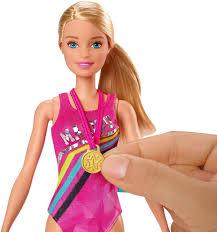 Boneca Barbie Dreamhouse Adventures Nadadora Mattel