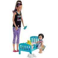 Boneca Barbie Skipper Babysister FHY97 Mattel