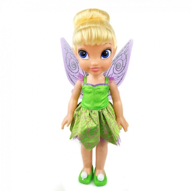 Boneca Clássica Fada Tinker Bell - Sininho Mimo