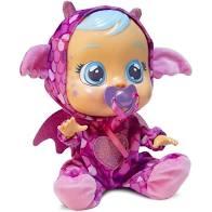 Boneca Cry Babies Bruny Sons E Lagrimas Multikids