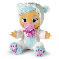 Boneca Cry Babies Kristal