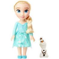 Boneca Elsa Passeio Com Olaf Frozen 6487 - Mimo