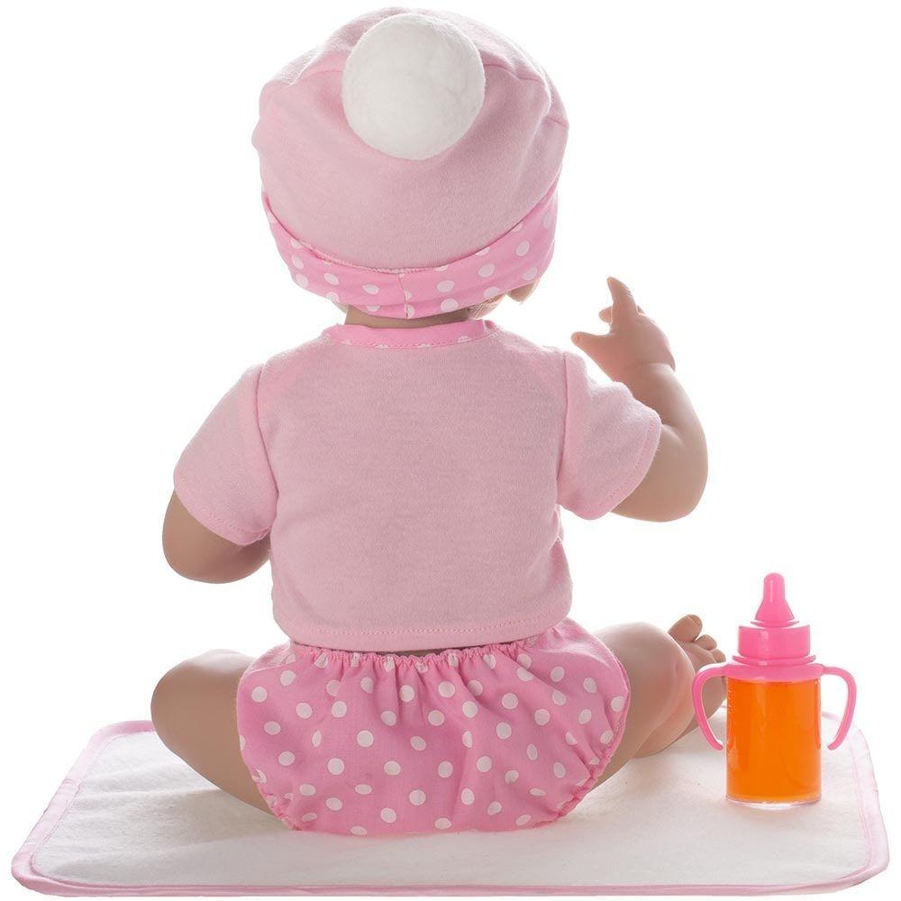 Boneca Laura Newborn Camila