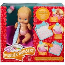 Boneca Little Mommy Bebe Surpresas Mágicas