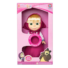 Boneca Masha com Som