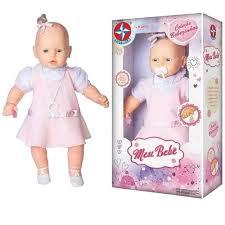 Boneca Meu Bebê