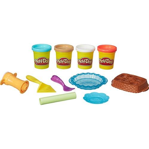 Conjunto Play Doh Tortas Divertidas