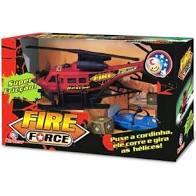 Helicóptero de Fricção Fire Force