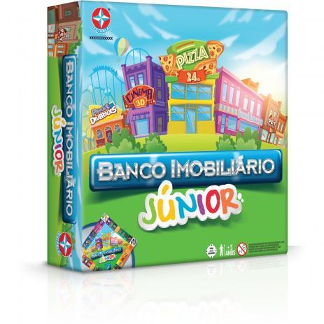 Jogo Banco Imobiliário Júnior
