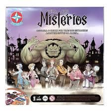 Jogo Brinquedo Estrela Vila Dos Mistérios - 9001