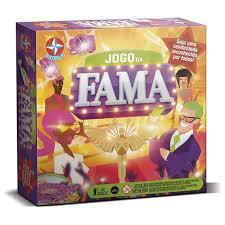 Jogo De Tabuleiro 2 A 6 Jogadores O Jogo Da Fama Estrela
