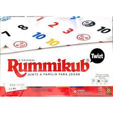 JOGO RUMMIKUB TWIST