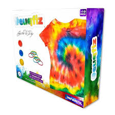 Kit Camiseta Para Pintar