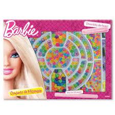 Kit de Miçangas Barbie