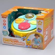 MEU PRIMEIRO TAMBOZINHO