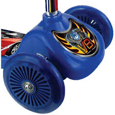 Patinete Infantil Skatenet 3 Rodas Azul