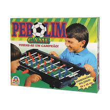 PEBOLIM GAME COM PLACAR