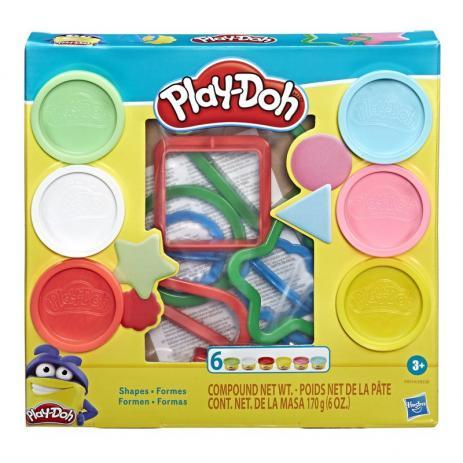 Play Doh Formas divertidas