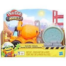 Play-Doh Wheels Trator De Esteira Laranja - E4575 - Hasbro