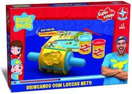 Super Massa Brincando com Lucas Neto