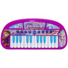 Teclado Musical Frozen