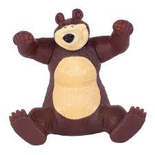 Urso da Masha em Vinil