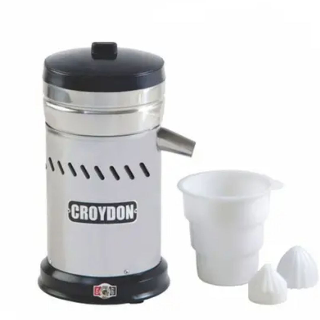 EXTRATOR DE SUCO CROYDON 1/2CV INOX C/COPO
