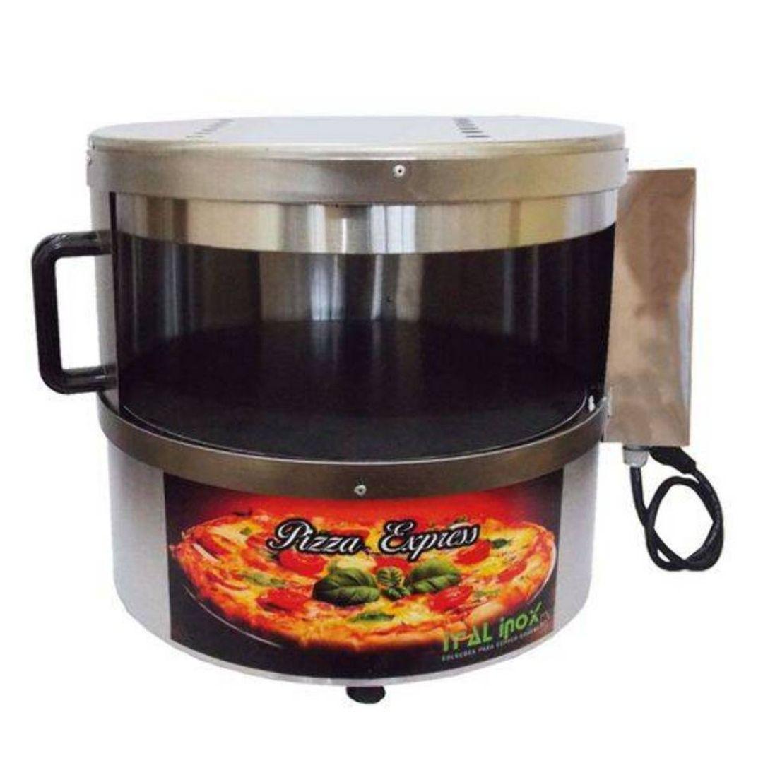 FORNO ITAL INOX PIZZA EXPRESS ELETRICO