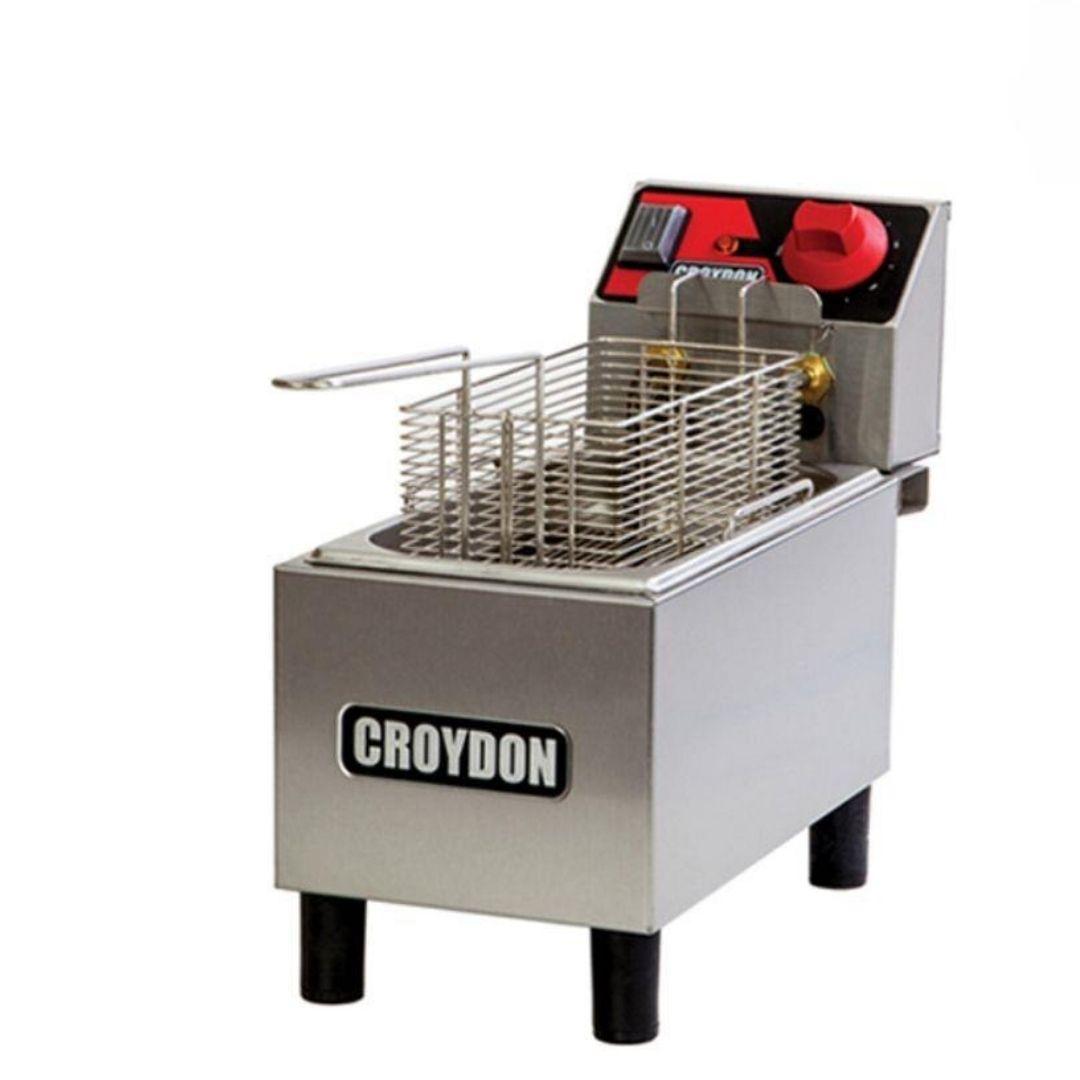 FRITADOR CROYDON 1 CESTA ELETRICO 3,0 L