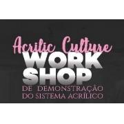 WORKSHOP ACRYLIC CULTURE