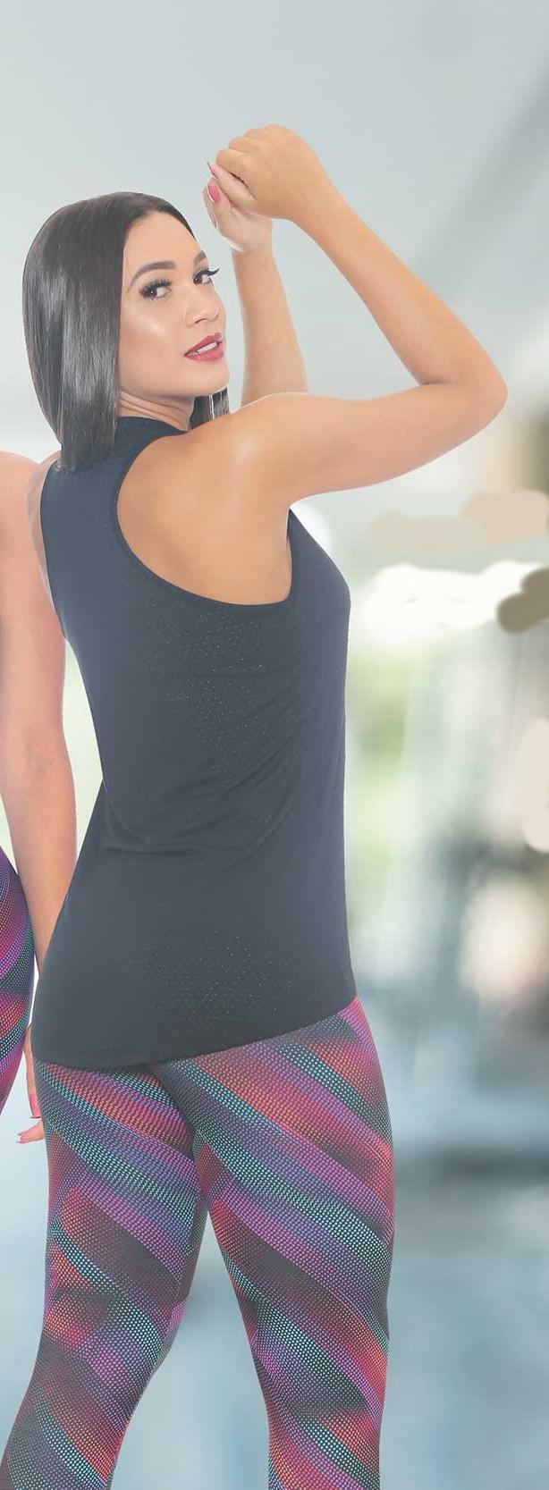 Regata Fitness Preta Modelo Nadador
