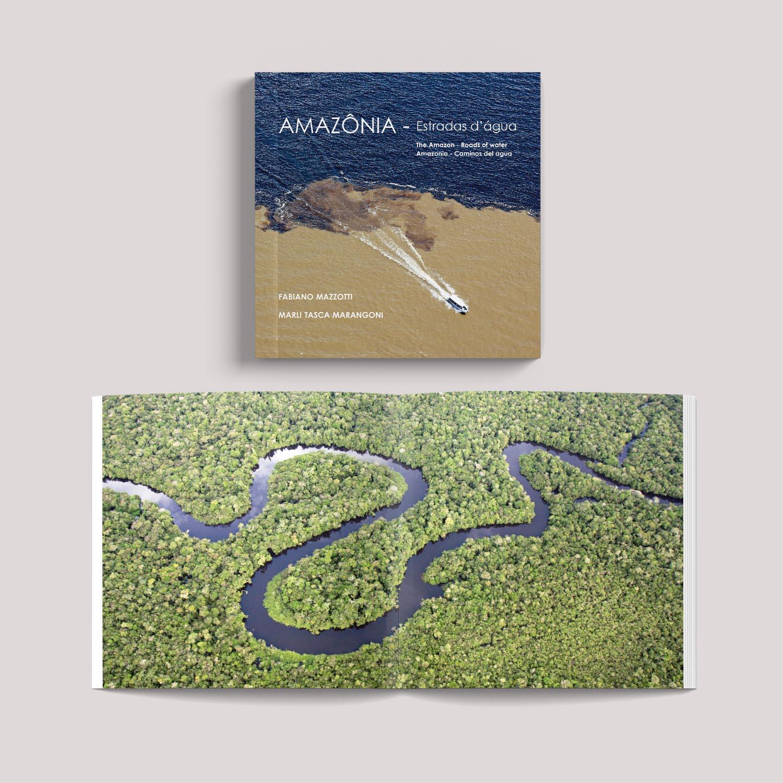 AMAZÔNIA – ESTRADAS D'ÁGUA
