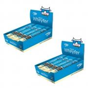 Choco Wheyfer 2 Caixas 24 Barras Mais Mu Todos Sabores