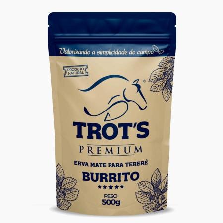 Erva Mate Tereré Burrito 500G - Trots