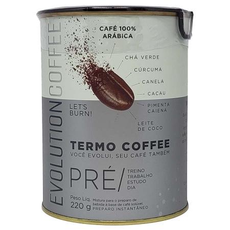 Evolution Termo Coffee Arábica 220g
