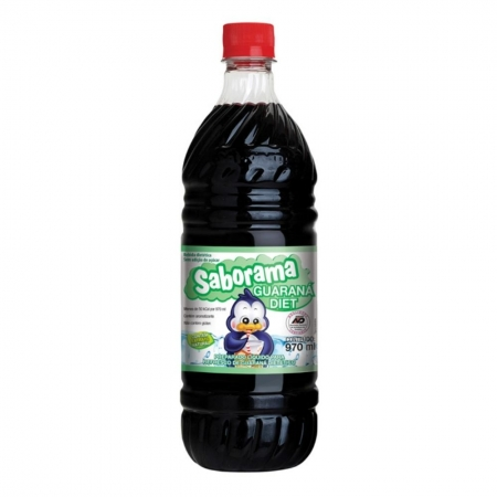 Guaraná Diet 970ML - SABORAMA