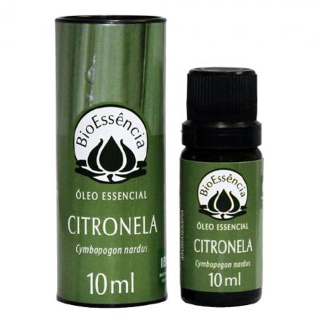 Óleo Essencial Citronela 10ml - BioEssência